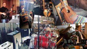 Swami Lushbeard - The Compound Studio