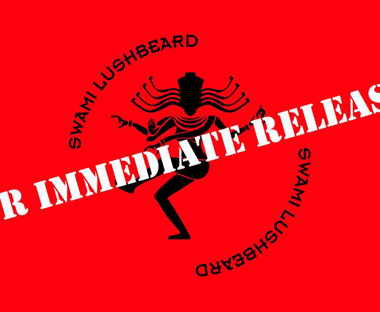Swami Lushbeard returns!