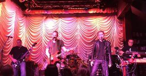 What a night... Swami Lushbeard - Live at Saint Rocke