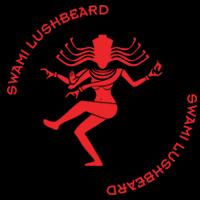 Swami Lushbeard - Red Logo