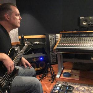 Swami Lushbeard - Deep End Music Studios 2019