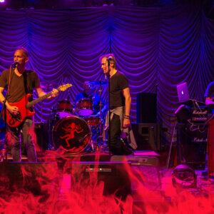 Swami Lushbeard - Rock Band